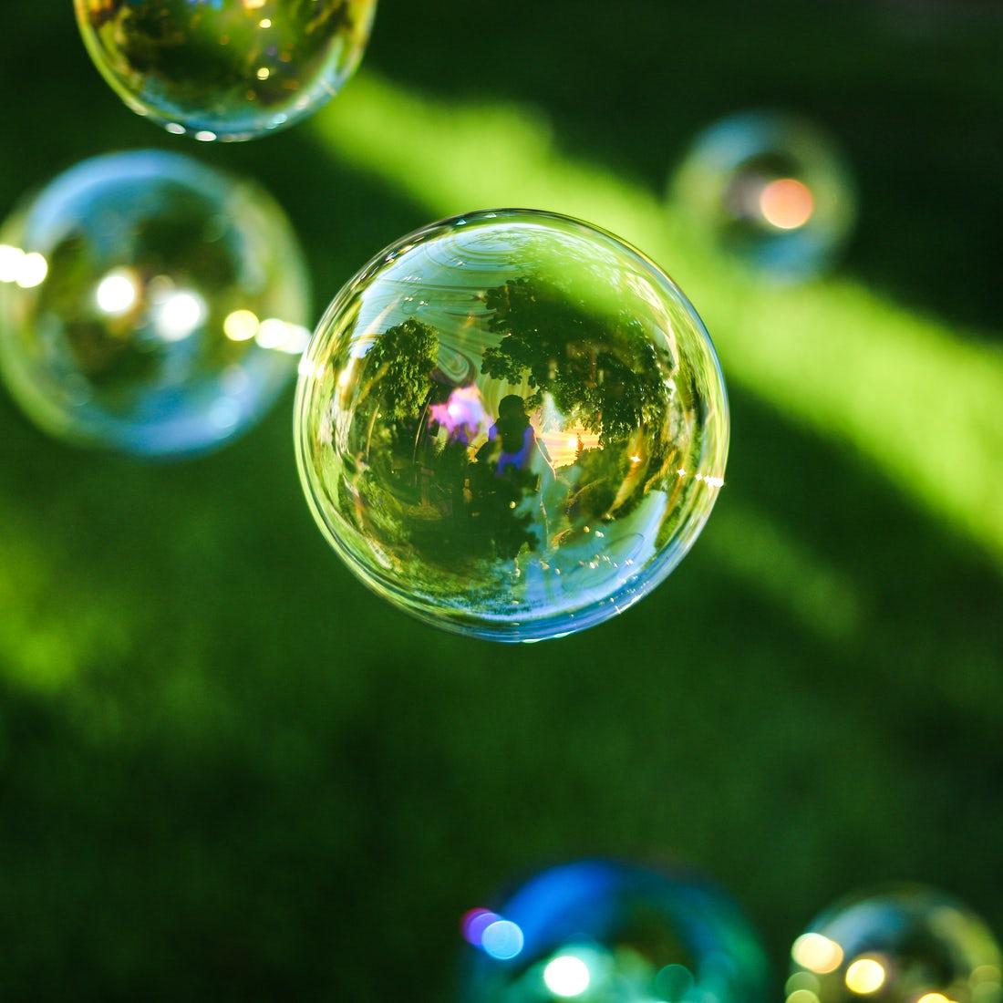 bulle d'éclat